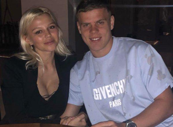 Жена Кокорина 40 раз нарушила ПДД, пока муж отбывал срок