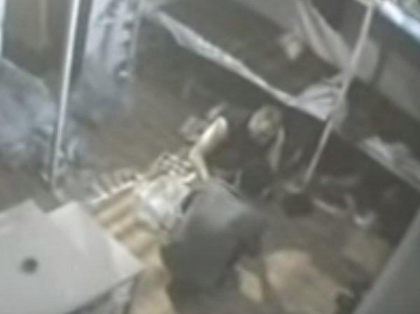 Разборка воров в законе в СИЗО попала на видео