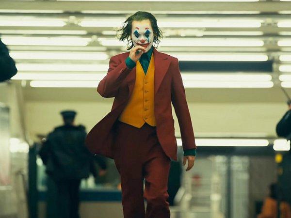 """Фильм """"Джокер"""" получил главный приз Венецианского кинофестиваля"""