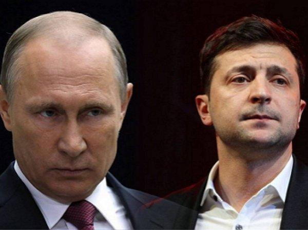 Путин выдвинул условия Зеленскому поДонбассу