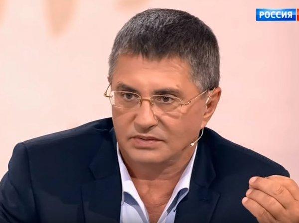 """Врач-ведущий """"России 1"""" пожаловался на жену-алкоголичку"""
