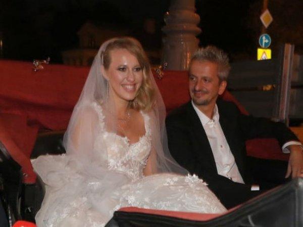 Подробности похабного танца Собчак на своей свадьбе шокировали Сеть: родители жениха даже ушли с банкета