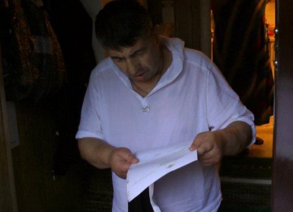 При задержании вора в законе Шошия его подельников клали в одних трусах на пол (ФОТО)