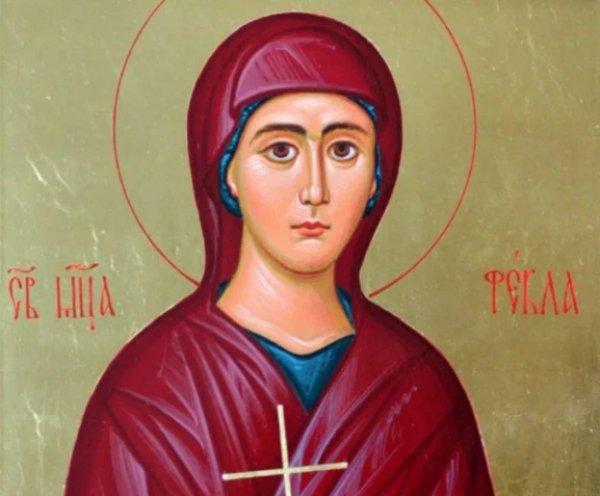 Какой сегодня праздник 7 октября 2019: церковный праздник Фекла Запрядальница отмечают в России