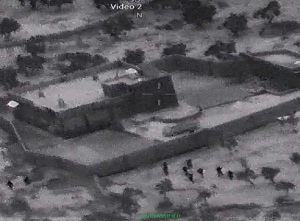 В Сети появилось видео операции по уничтожению лидера ИГ аль-Багдади