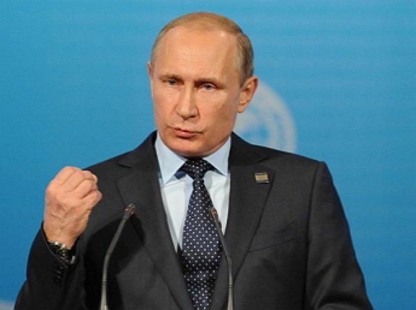 Путин поднял зарплату себе, Медведеву и главным силовикам