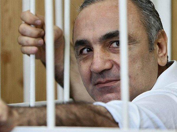 Главный вор в законе Тариел Ониани прибыл в Москву