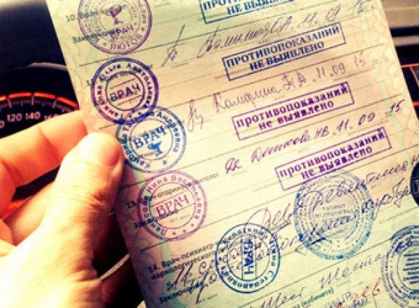 Российских водителей обяжут проверяться на хронический алкоголизм