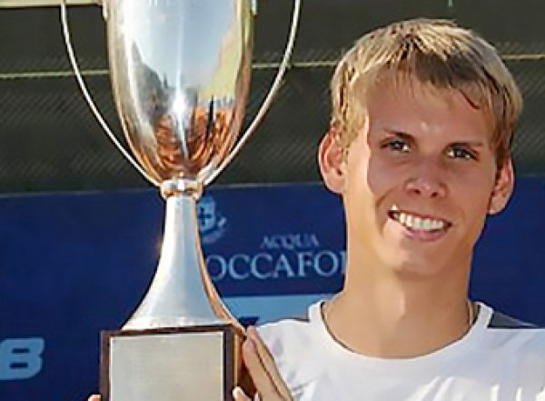 В Москве покончил с собой призер Олимпийских игр по теннису Михаил Бирюков