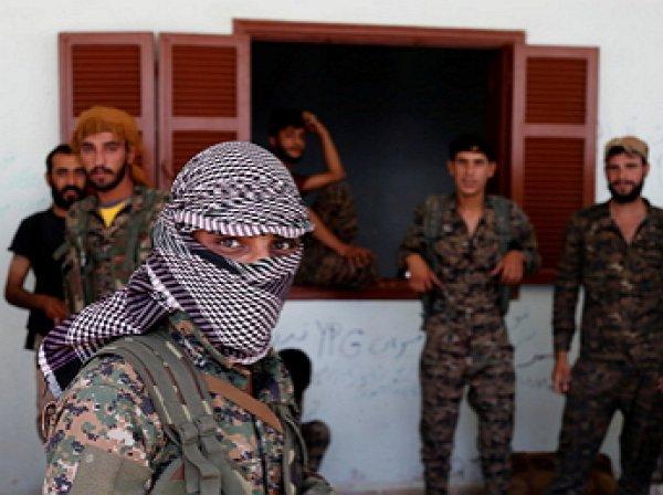 Ответ наавиаудары: курдские SDF обстреляли турецкий город