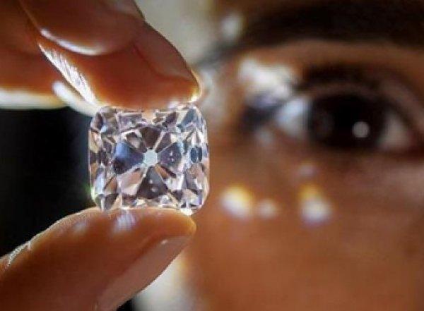 В Японии украли огромный алмаз за 1,8 млн долларов