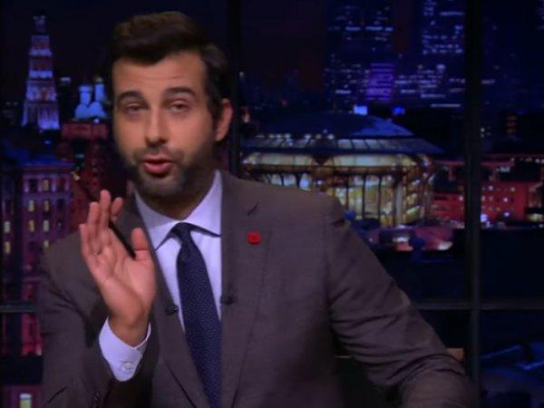Ургант грубо выругался, объясняя почему песню БГ «Вечерний М.» нельзя исполнять на «Первом канале»