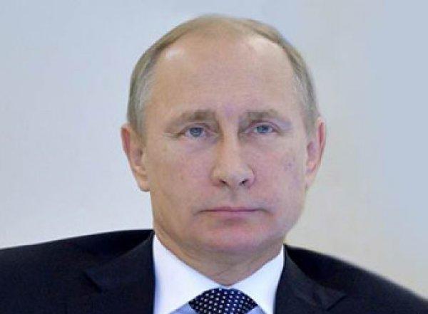 """Путин иронично ответил на провокацию грузинской журналистки с """"Рустави-2"""""""