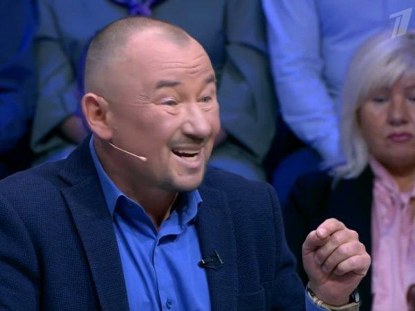 """""""Ты умер!"""": Шейнин выгнал из студии """"Первого канала"""" украинца за оскорбления покойного Марка Захарова"""