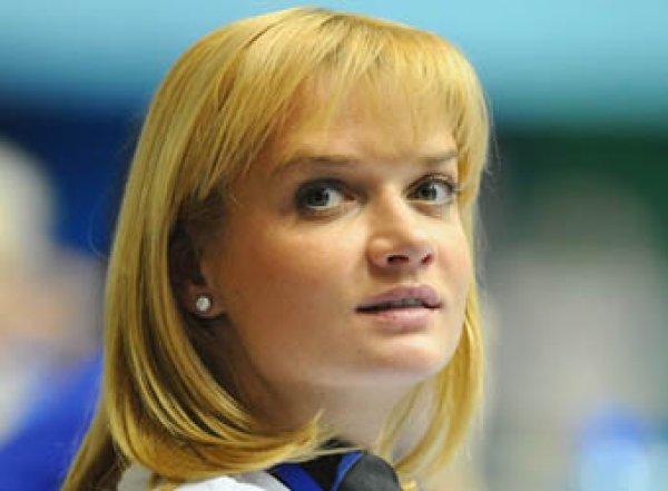Олимпийская чемпионка Хоркина в 40 лет родила ребенка (ФОТО)