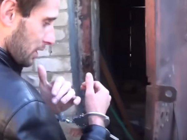 """""""Зажал ей рот и завел ее сюда"""": обвиняемый в убийстве Лизы Киселевой рассказал на видео, как расправился с девочкой"""