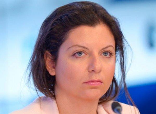 Маргарита Симоньян родила девочку