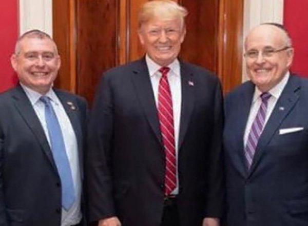 """За """"помощь Трампу"""" в США задержаны украинские бизнесмены."""