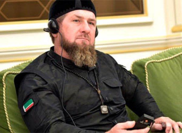 Рамзан Кадыров попал в Книгу рекордов Гиннесса за число рекордов