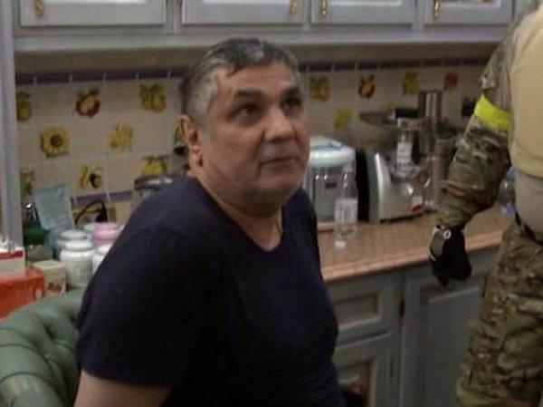 Подполковника СОБР проверяют на связь с вором в законе Шакро Молодым