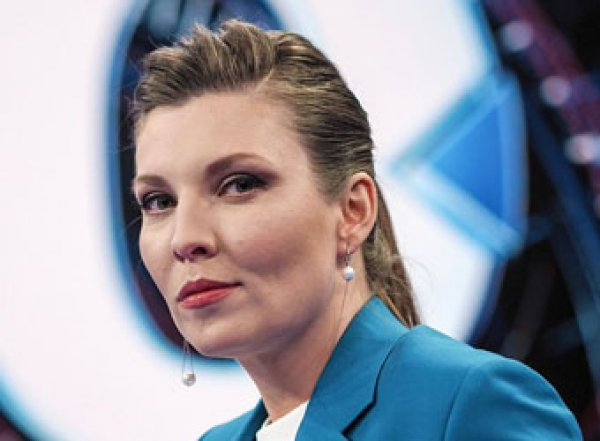 Скабеева ответила Путину на призыв не очернять Украину в СМИ