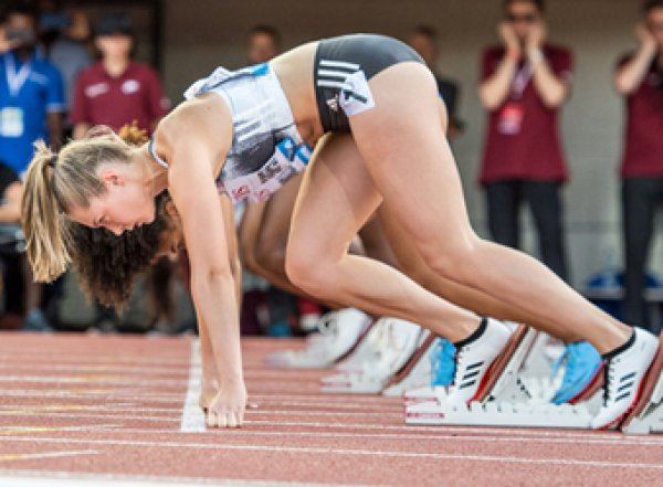 """""""Голые"""" фото легкоатлеток вызвали скандал на чемпипонате мира"""