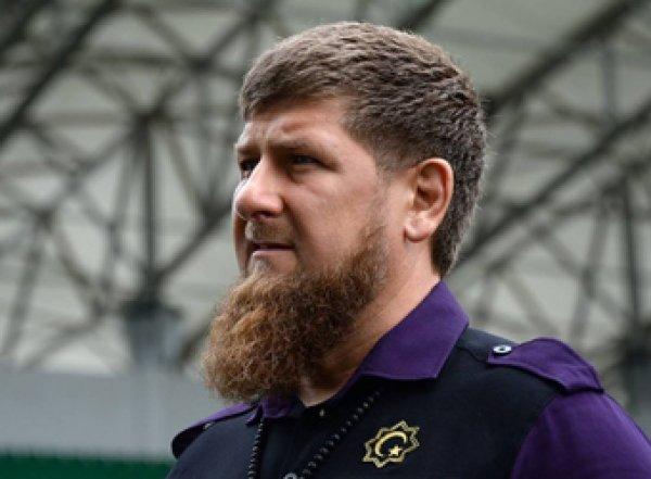СМИ: в Чечне началась зачистка ближнего круга Кадырова