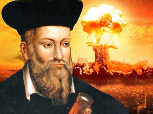 """""""Покроется реками крови"""": озвучено жуткое пророчество Нострадамуса о Третьей мировой войне и гибели США"""