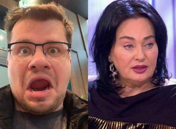 """""""Ну вы же сами сказали"""": Гарик Харламов извинился перед Ларисой Гузеевой"""