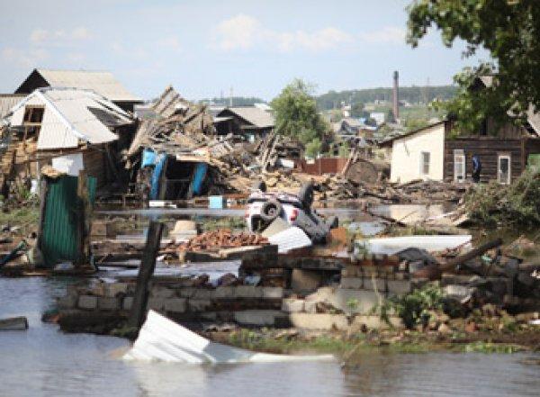 Чиновникам пострадавших от наводнения районов дадут премии на 337 млн