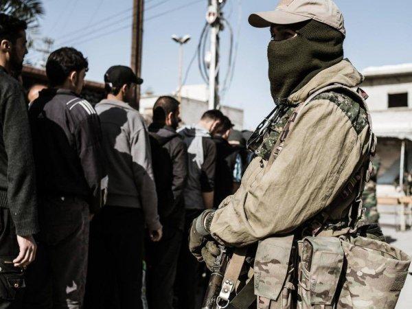 СМИ: бойцы ЧВК Вагнера казнили сирийского солдата