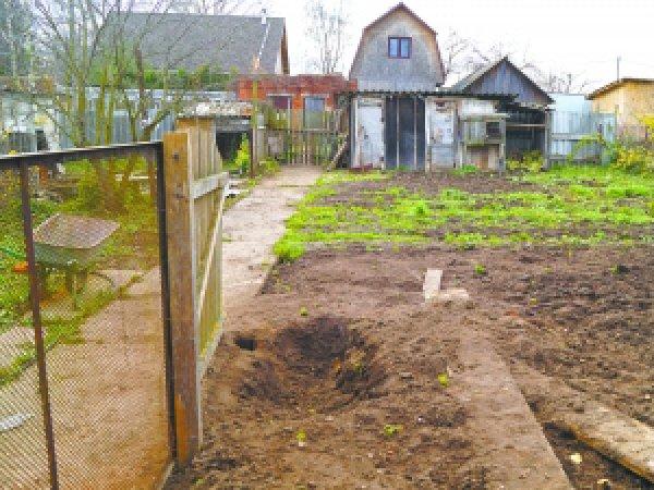 В Калужской области 20-летний парень изнасиловал, убил и закопал пенсионерку на ее же даче