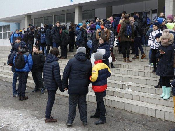 В Нижегородской области 44 человека отравились газом в школе