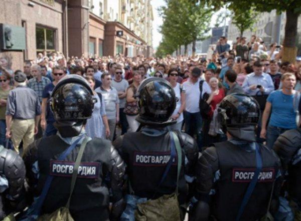 """В России нашли """"виртуальные"""" лагеря подготовки протестующих"""