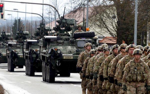 Минобороны Швеции: НАТО готовится к Третьей мировой войне на границах России