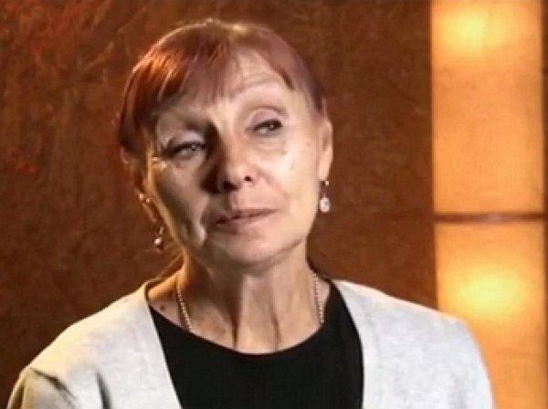Найдена женщина, похожая на пропавшую на мать Носика актрису Марию Стерникову