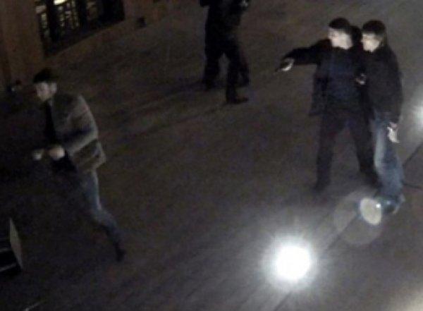 Новое видео перестрелки, которая привела к аресту вора в законе Шакро Молодого, появилось в Сети
