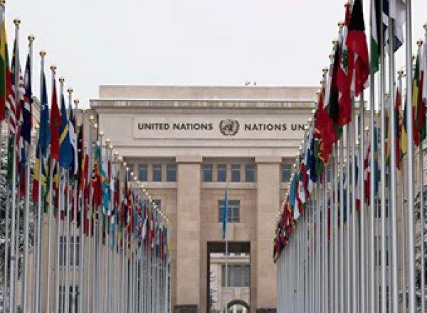 """""""Дикость и презрение"""": делегация Украины варварски сорвала выступление России в ООН (ВИДЕО)"""