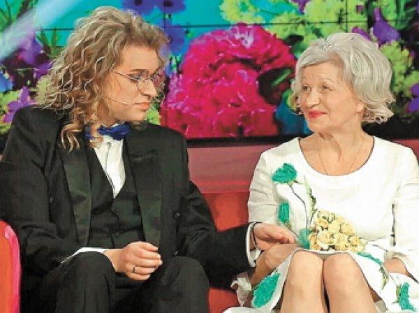 Облысевшая жена-пенсионерка Гогена Солнцева умирает от страшной болезни (ФОТО)