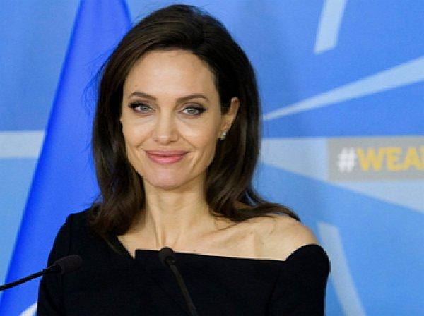 Новые фото изможденной Анджелины Джоли ужаснули Сеть