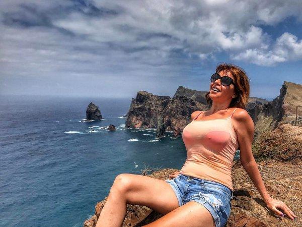 Звезда 90-х Наталья Штурм переехала жить на Ямайку к богатому чернокожему любовнику (ФОТО)