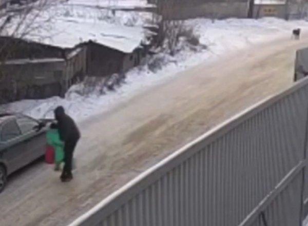 16-летний подросток спас девятилетнюю малышку от насильника-рецидивиста (ФОТО, ВИДЕО)