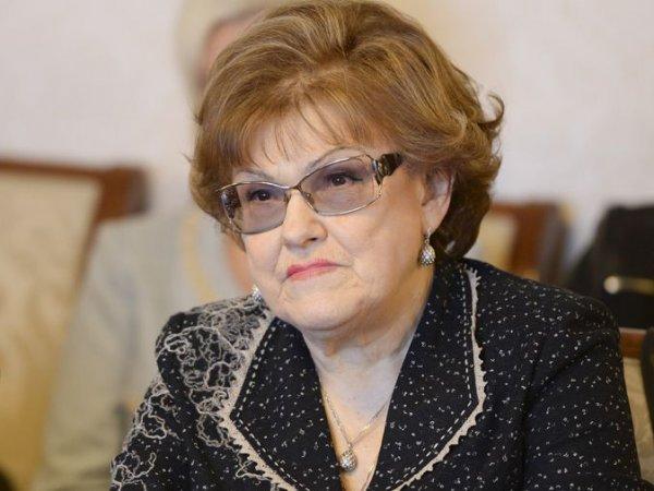 Умерла президент СПбГУ Людмила Вербицкая