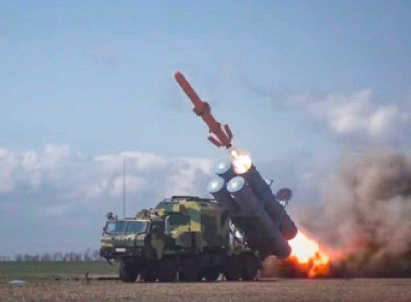 """Украина сообщила об успешных испытаниях """"ракеты-уничтожителя Крымского моста"""" (ВИДЕО)"""