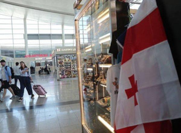 СМИ: Россия возобновит авиасообщение с Грузией в 2020 году