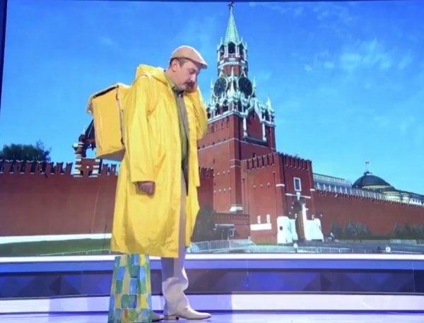 """""""Вы вместо Владимира? - Ну, был когда-то"""": в КВН снова шутят про Путина и Медведева (ВИДЕО)"""