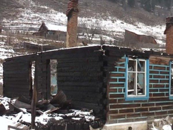 В Хакасии начальник пожарной части сжег 6 жилых домов, проверяя готовность своих подчиненных