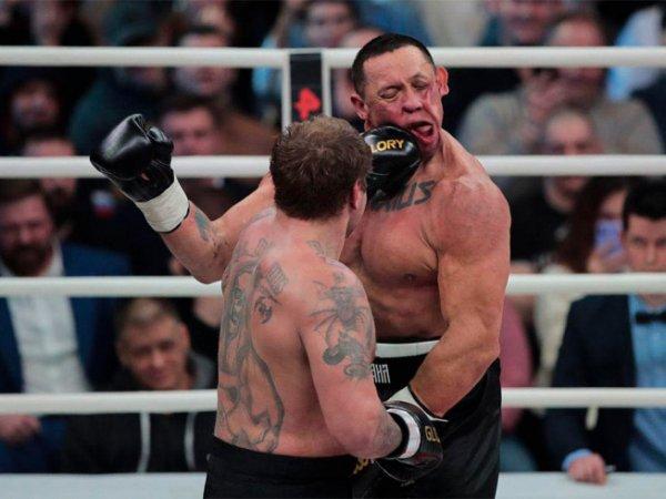 Бой Емельяненко – Кокляев завершился досрочным нокаутом (ВИДЕО боя)