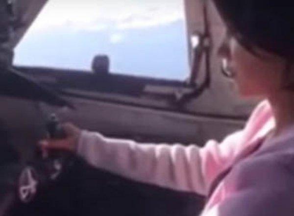 """В Якутии на давшего """"порулить"""" Ан-24 знакомой пилота завели уголовное дело (ВИДЕО)"""