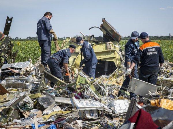 В деле о сбитом в Донбассе Boeing названы фамилии Шойгу, Суркова и Бортникова